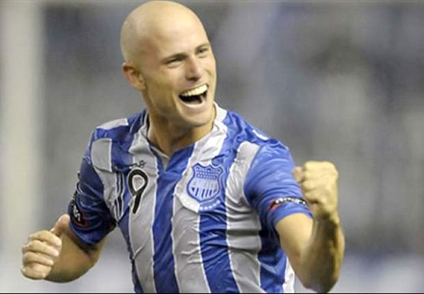 Quilmes se interesa en Luciano Figueroa