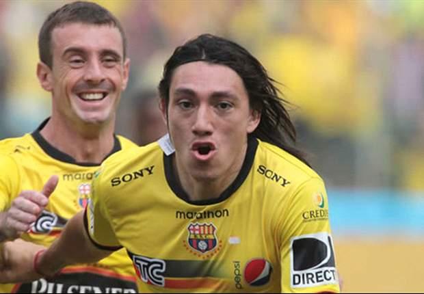 En Barcelona SC, no confirman los nuevos refuerzos