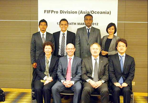 FIFPro Division Asia will meet in India for the first time