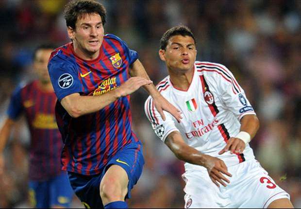 Messi is spectacular and among the best ever, says Thiago Silva