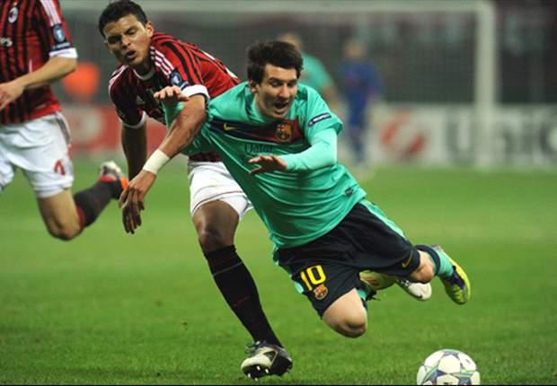 Goal.com Predicts: AC Milan 1-3 Barcelona, Benfica 1-1 Chelsea