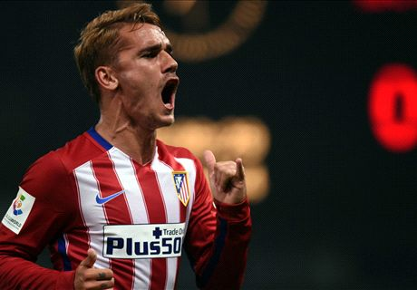 LIVE: Sevilla 0-1 Atletico Madrid