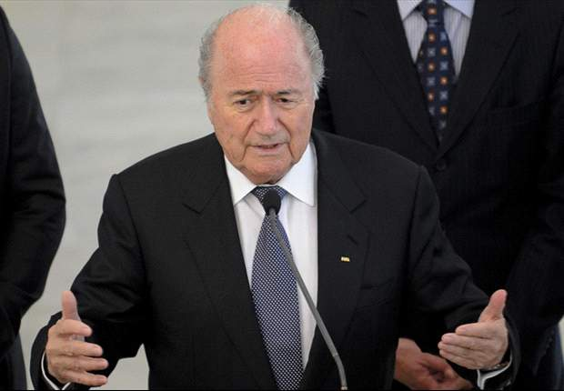 Blatter offers support to Beckenbauer over 'triple punishment'