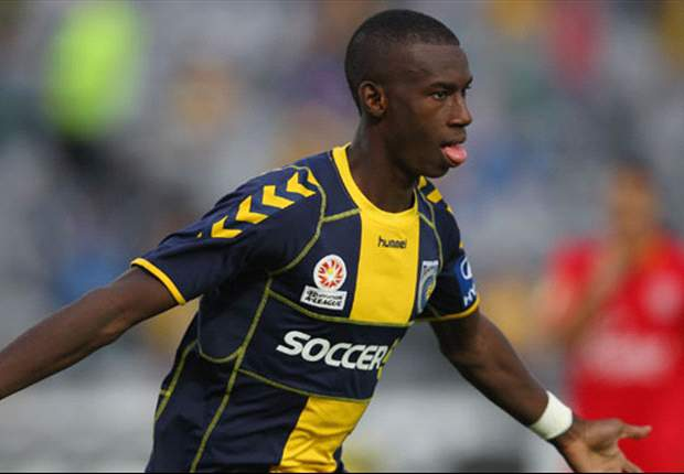 Central Coast Mariners 1-0 Adelaide United: Ibini scores winner