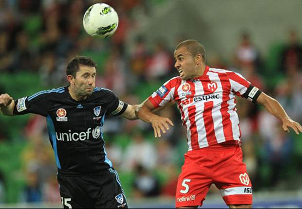 Melbourne Heart 2-2 Sydney FC: Second half fightback earns Sky Blues a point
