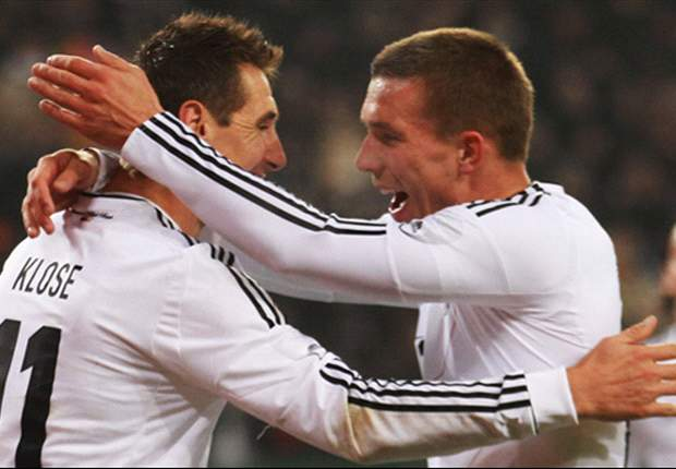Klose: Germany are focused on Portugal