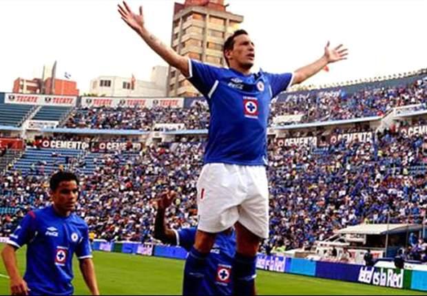 Cruz Azul 4-0 Puebla: Aparecieron los refuerzos azules