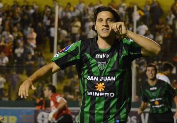 San Martín volvió a golear en San Juan: 4-0 a Quilmes