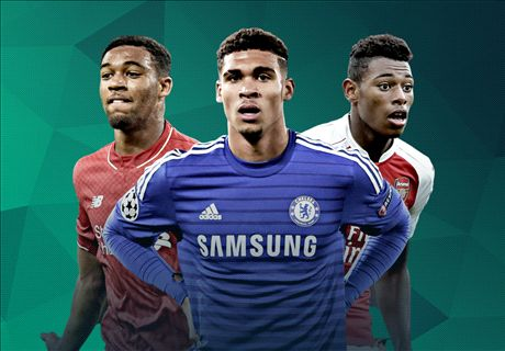 The young stars to watch in 2015-16