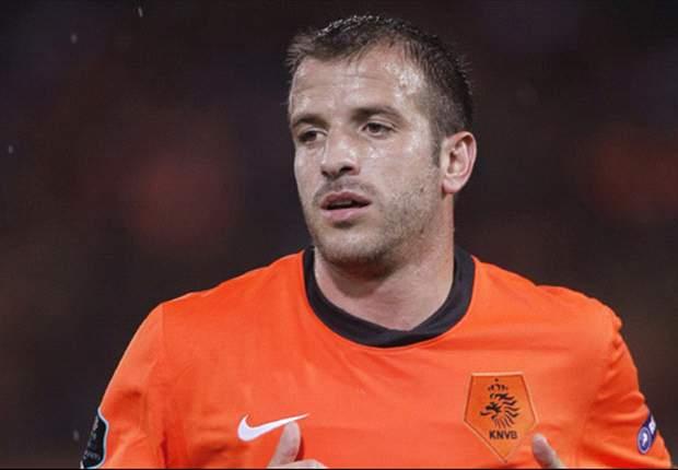 """Van der Vaart """"enttäuscht"""" über Nicht-Nominierung fürs Nationalteam"""