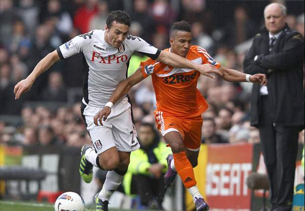 Fulham boss Jol: We didn't play like a team against Swansea