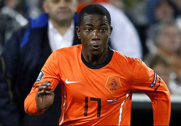 Elia surprised by Netherlands call-up