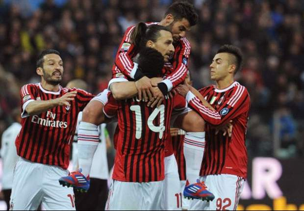 AC Milan at Euro 2012: Ibrahimovic and Montolivo impressed with their performances while Mexes was disappointing