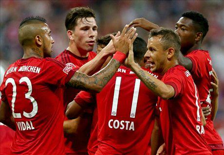 Bayern make light work of AC Milan