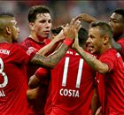 Bayern cruise to set up Madrid date