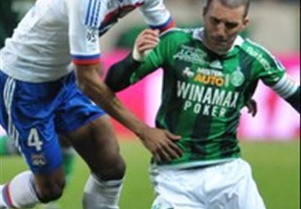 Ligue 1 - La polémique enfle entre l'OL et l'ASSE
