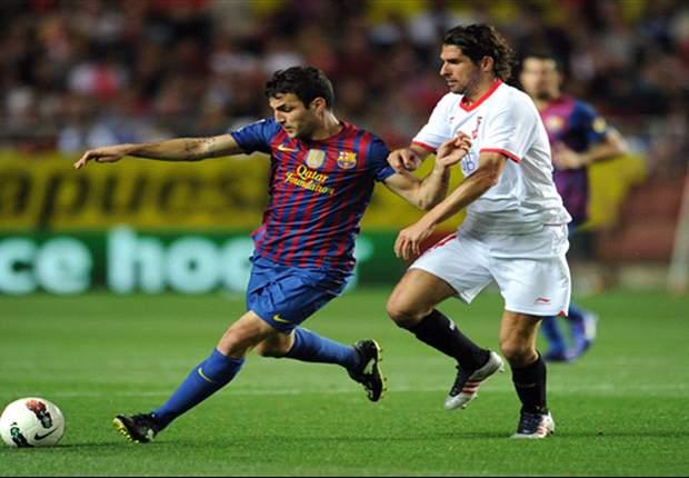 Sevilla defender Escude interested in China move