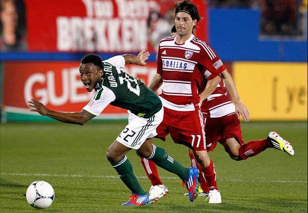 FC Dallas 1-1 Portland Timbers: Dallas held to a draw at home