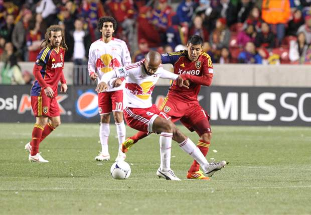 Real Salt Lake 2-0 New York Red Bulls: RSL stampedes over Bulls