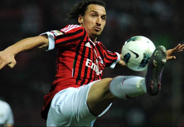 TEAM NEWS: Ibrahimovic to start Coppa Italia clash with Juventus