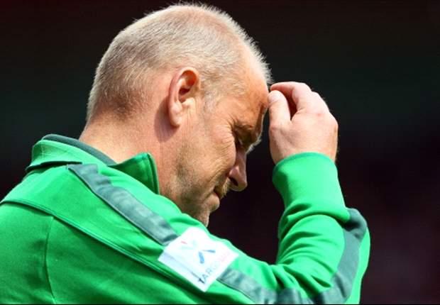 Thomas Schaaf: Kami Kurang Percaya Diri Lawan Bayern Munich