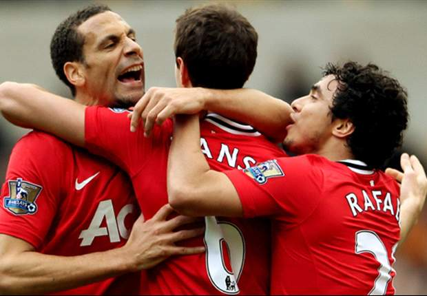 Ferdinand highlights importance of early goal as United put Villa to the sword