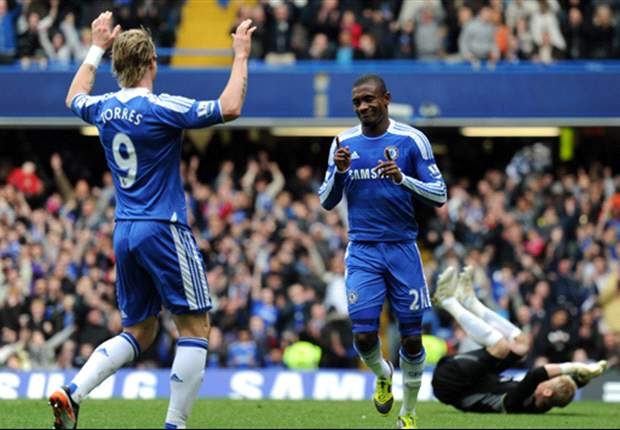 Kalou 'not thinking about a transfer' away from Chelsea