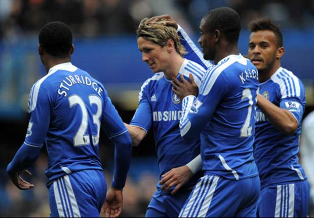 Chelsea 5-2 Leicester City: Torres fires twice to break goal drought as hosts ease through to FA Cup semi-finals