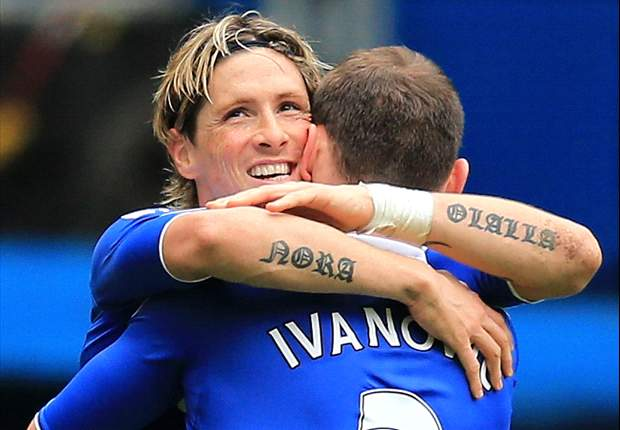 'He deserved that goal' - Ivanovic reveals delight for Torres