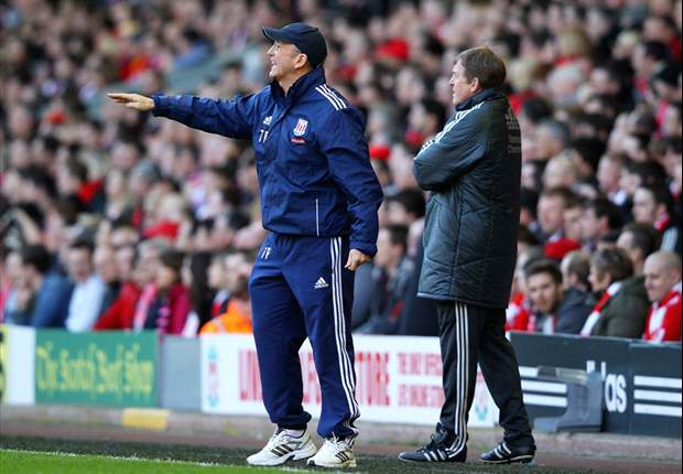 'I'm disappointed for the fans' - Pulis on FA Cup exit