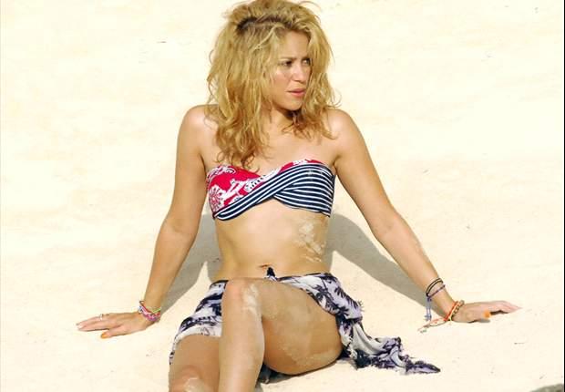 """Shakira interpretarán """"La la la (Brasil 2014)"""""""