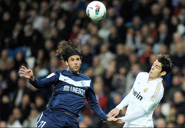 Real Madrid 1-1 Málaga: Santi Cazorla resucita la Liga en el Bernabéu