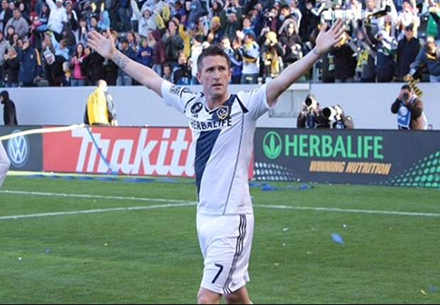 Robbie Keane marks his 32nd birthday with two goals for LA Galaxy