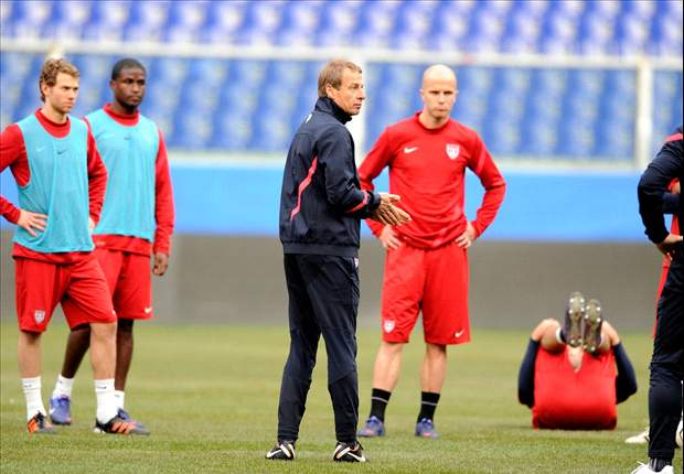 Klinsmann: U.S. soccer has to reach out to find talent from new areas