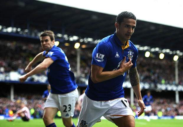 Australians abroad: Everton's Cahill returns to scorer's list, Fulham's Schwarzer battles again
