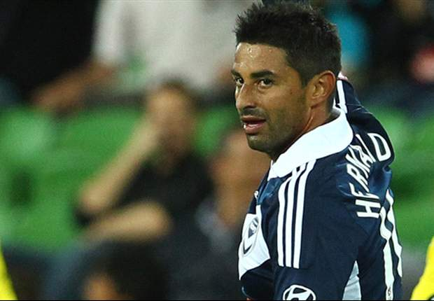 Carlos Hernandez talks Melbourne Victory after penning a one-year deal with Indian club Prayag United