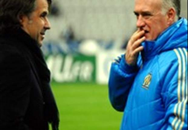 Deschamps is Roma's top choice to replace Luis Enrique