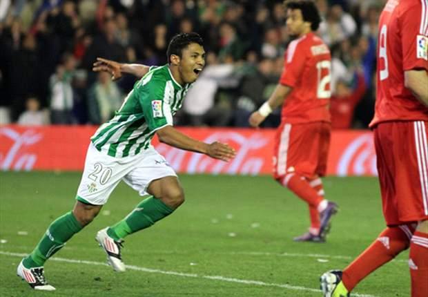 Jefferson Montero quiere volver al Real Betis
