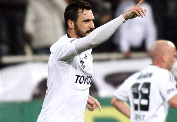 """Hugo Almeida: """"Ik wil bij Besiktas blijven"""""""
