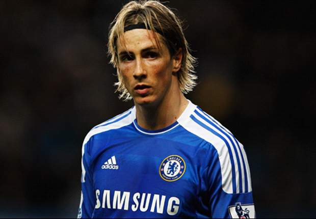 TEAM NEWS: Terry & Drogba start as Torres drops to the bench for Chelsea against Tottenham