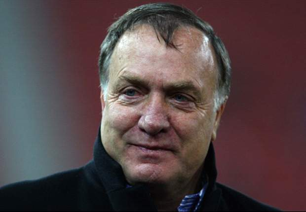 Advocaat unhappy with performance of defenders in Poland draw