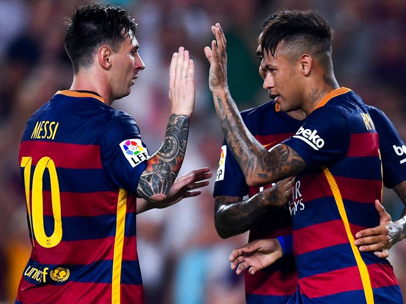 The heir to Messi's throne - why Barcelona are right to break the bank for Neymar