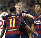 Neymar + Messi: acompanhe a tabela entre os craques!