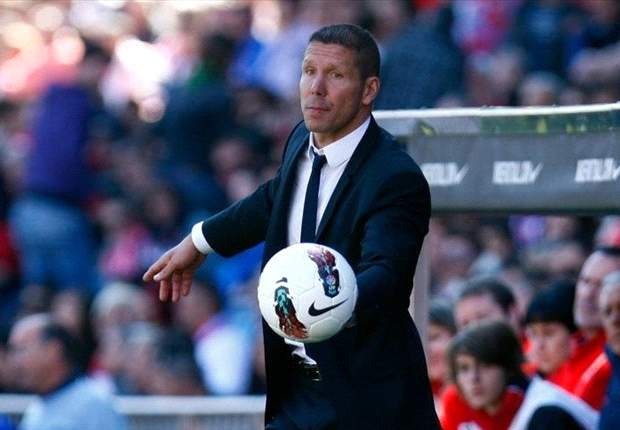 Simeone tips Borussia Dortmund for Champions League glory