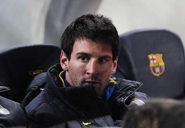 Lionel Messi Nantikan Anak Laki-Laki?