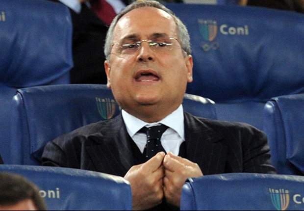 Lazio will buy three world-class players in the summer, says Lotito