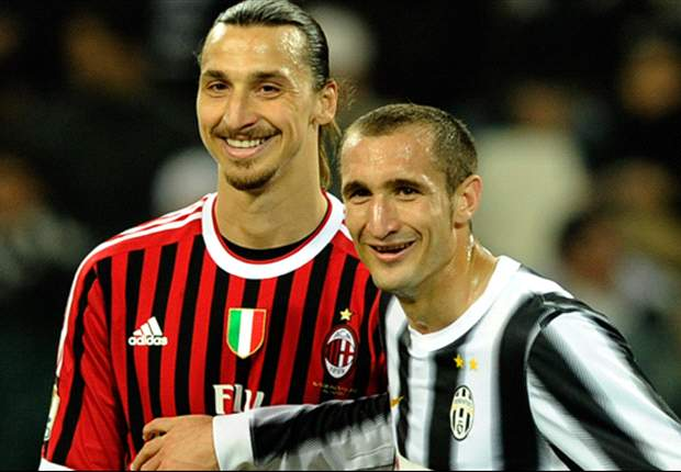 Chiellini hopes AC Milan defeat Barcelona