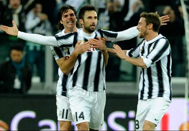 Vucinic hails Juventus' drive and determination after overcoming AC Milan