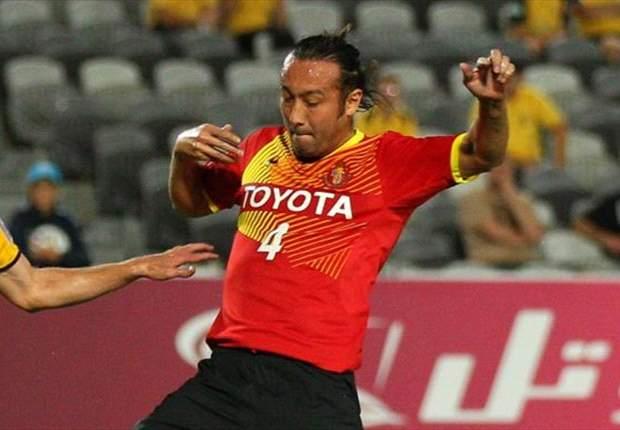 Nagoya Grampus 3-0 Central Coast: Japanese first-half show sinks Mariners