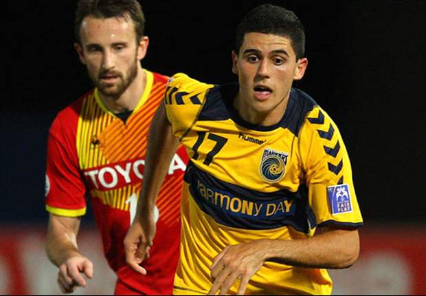 Central Coast Mariners 1-1 Nagoya Grampus: Mariners still winless in ACL